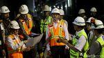 Kondisi Terkini MRT Jakarta yang Ditengok Menlu Jepang