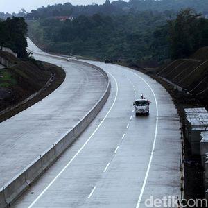 Penampakan Terkini Tol Bocimi Siap Operasi Juli 2018
