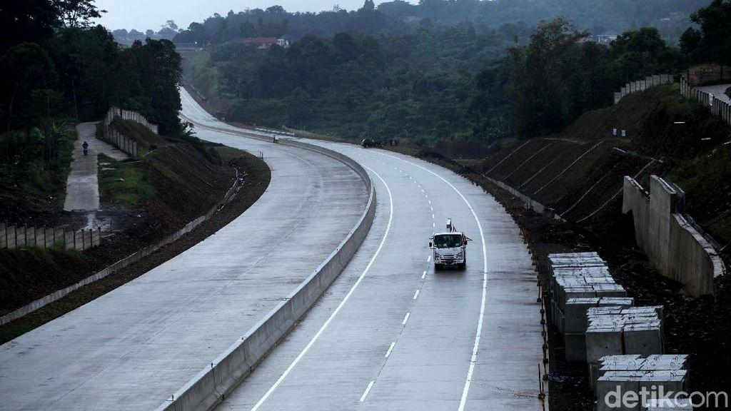 Panjang Tol RI 43 Tahun Baru 780 Km, Sekarang Bertambah 454 Km