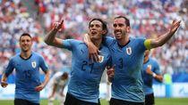 Video Highlights: Uruguay Vs Rusia 3-0