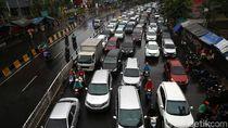 Usai Libur Lebaran, Jakarta Kembali Macet