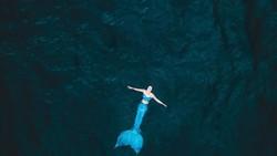 Aku telah mermaiding selama tiga tahun dan melakukannya secara profesional dalam beberapa tahun terakhir.