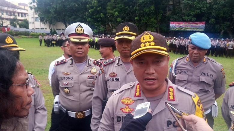 H-2 Pencoblosan, TPS di Depok Mulai Dijaga Polisi