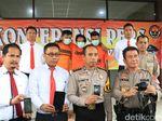 Polisi Tembak Begal yang Kerap Beraksi Dekat Pemkab Karawang