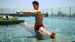 Daniel adalah seorang aktor yang wajahnya sering mengisi film-film laga Asia. Dirinya punya otot kekar hasil mendalami beberapa bidang bela diri.