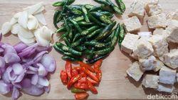 Masak Apa Hari Ini : Sayur Bening dan Ikan Pindang Rawit