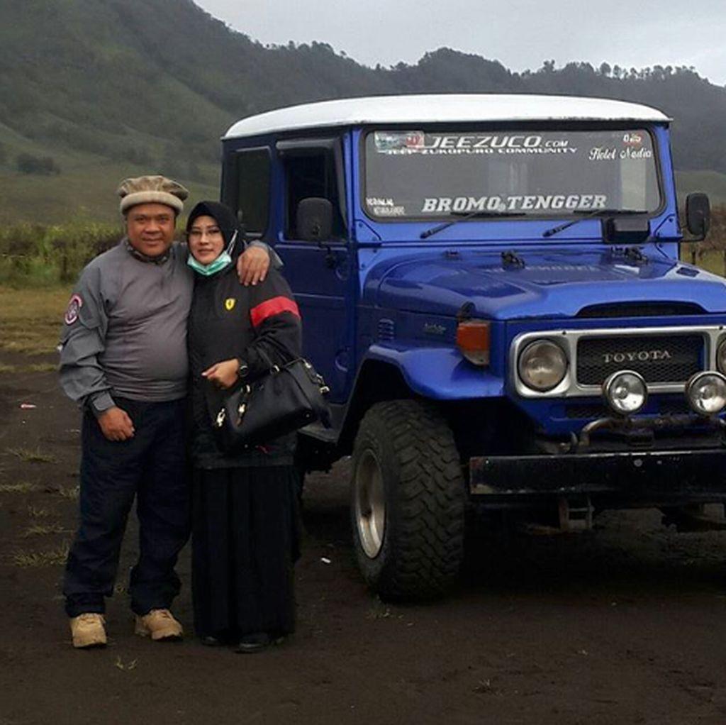 Istri Ungkap Hari Moekti Juga Punya Riwayat Asma