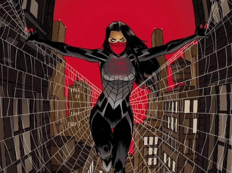 Bakal Muncul Pahlawan Laba-laba Perempuan setelah Spider-Man
