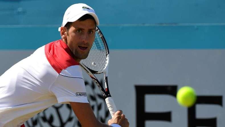 Djokovic Tak Pasang Target Muluk-muluk di Wimbledon