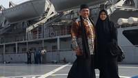 Kebersamaan Hari Moekti dan sang istri. Foto: Dok.Instagram/harimoekti