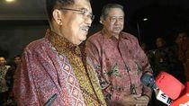 SBY-JK Tegaskan Tak Bahas Politik dalam Pertemuan Mereka