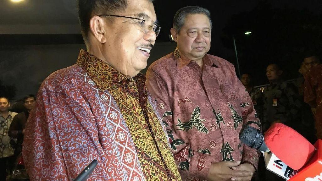 Median: SBY-JK Sama-sama Kecewa