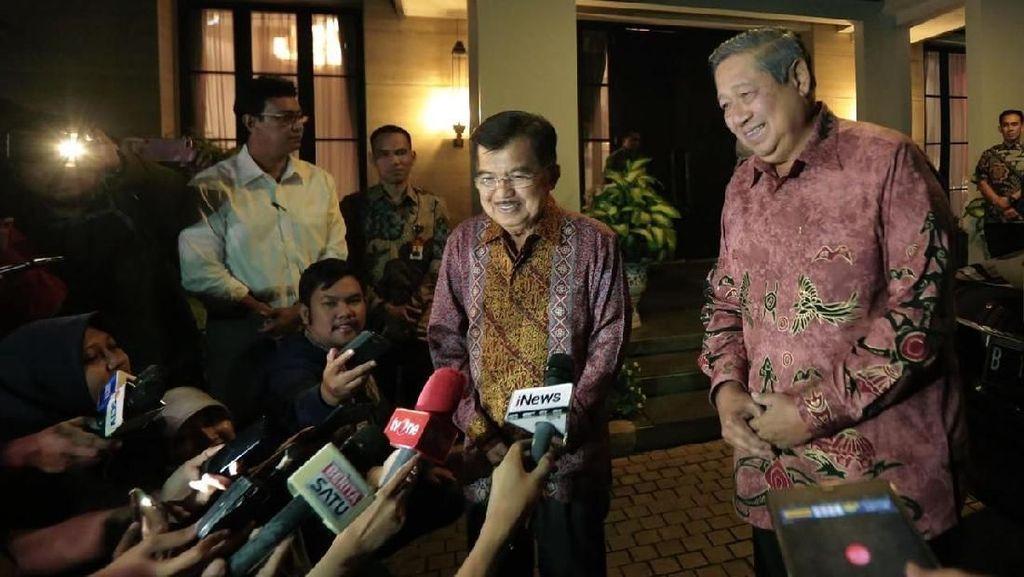 JK Vs SBY di Pilpres 2019, PKB: Hebat!