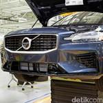 2,1 Juta Mobil Volvo Ditarik karena Masalah Sabuk Pengaman