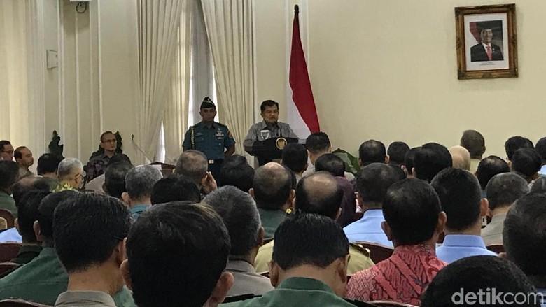 Saat JK Bingung soal Apa Lembaga Tertinggi Negara di Indonesia