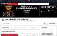 Dijual 27 Juni, Tiket Presale Konser Guns N' Roses Dihargai Rp 250 Ribu