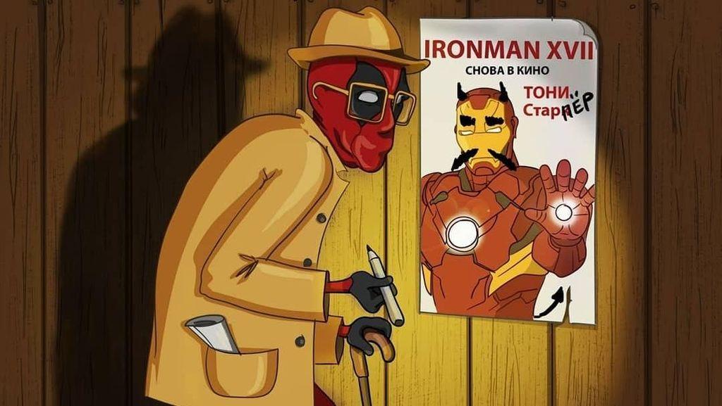 10 Komik Ini Gambarkan Ketika Superhero Jadi Tua