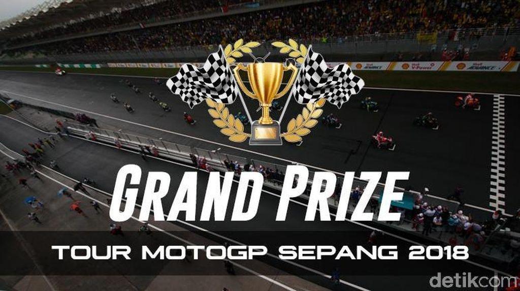 Ini Dia, Daftar Pemenang Yamaha GP Challenge 2018