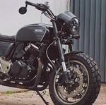 Mau Modif Motor 250 cc ke Bawah atau Kustom Moge? Ini Tipsnya