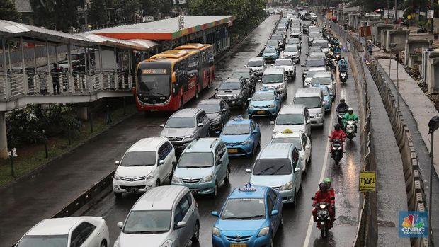 Urus Transportasi Jabodetabek, Jokowi Bikin Lembaga Baru?
