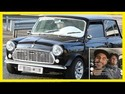 Ketika Dua Bek Inggris Nikmati Mobil Klasik Mini