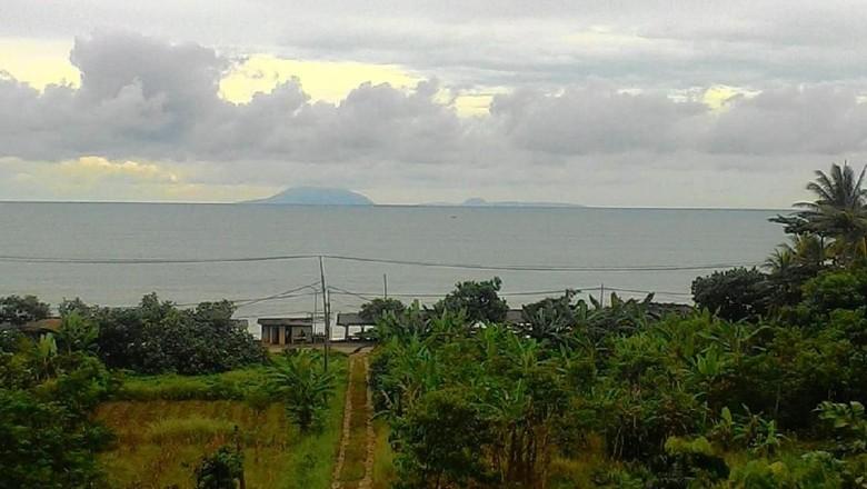 Status Anak Krakatau Waspada, Pesisir Pantai Banten Aman