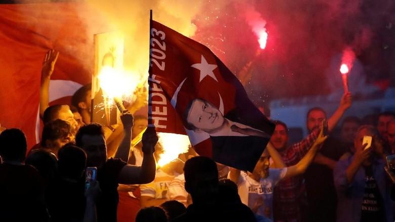 Partai Erdogan Protes Hasil Pilkada di Istanbul