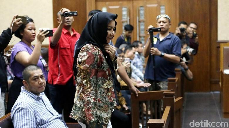 Rita Widyasari Dituntut 15 Tahun Penjara
