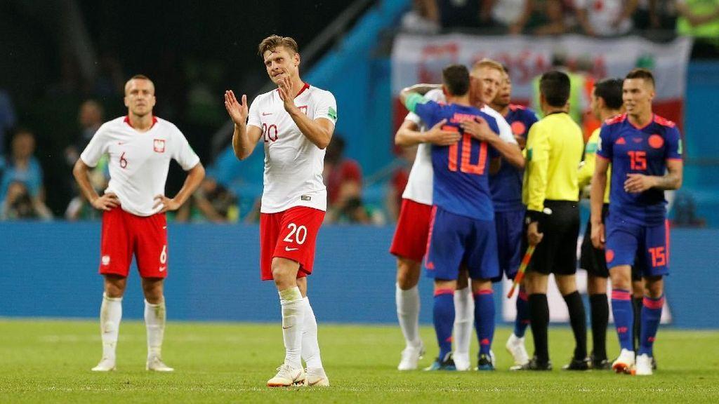 Video Highlights: Polandia Vs Kolombia 0-3