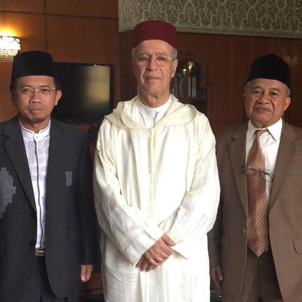 Terbang ke Irak, Perwakilan Indonesia Bicara Dunia Tanpa ISIS