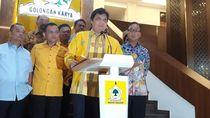 Airlangga Pimpin Langsung Bappilu Golkar untuk Pemilu 2019