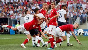 Denmark Vs Prancis, Laga Aib Piala Dunia 2018