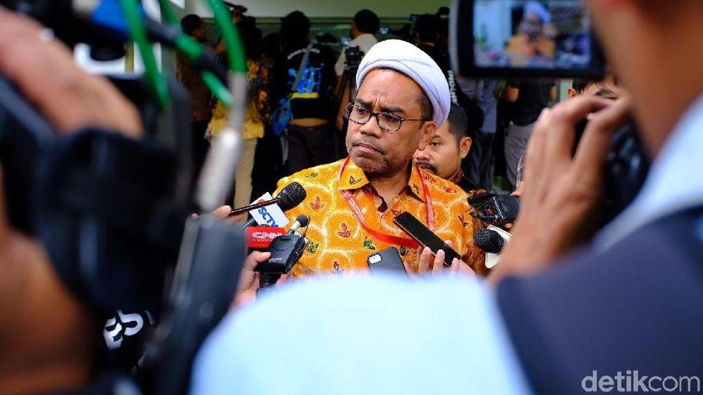 Dipolisikan soal Ketua Bakomubin, Ngabalin: Kita Bicara Baik-baik