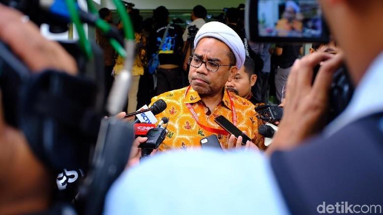 Ngabalin: Parpol Pendukung Siapkan Diri Sambut Cawapres Jokowi