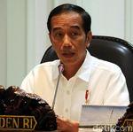 Rapat soal Cadangan Devisa, Jokowi: Kita Harus Jaga Rupiah