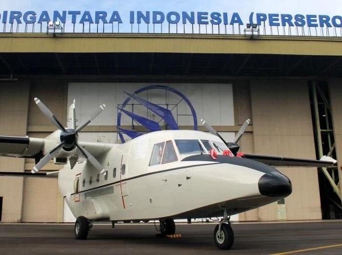 2 unit pesawat NC212i buatan PT Dirgantara Indonesia (PTDI) tiba di Filipina. Yuk lihat serah terimanya ke pihak militer Filipina yang memesan dua pesawat itu.