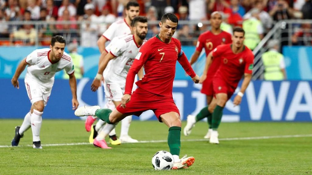 Video Highlights: Iran Vs Portugal 1-1