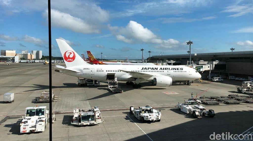 Tanggung Jawab Atas Pilot yang Mabuk, Bos JAL Potong Gaji Sendiri