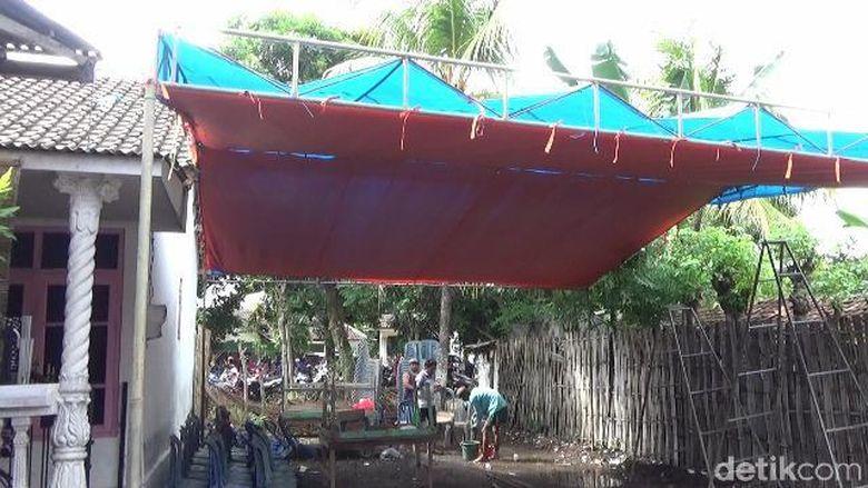 1 623 korban banjir bandang banyuwangi nyoblos di tps darurat