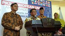 Bertemu 13 Negara Uni Eropa, PKS Bahas Pilkada hingga Radikalisme