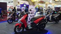 Yamaha Lexi (Foto: dok. Yamaha)