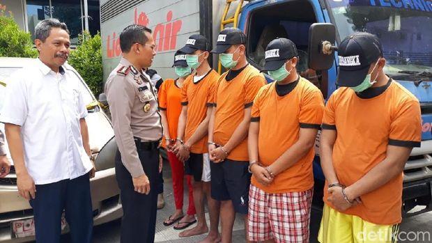 Polisi Ungkap Penyelundupan Lobster yang Libatkan Petugas Maskapai