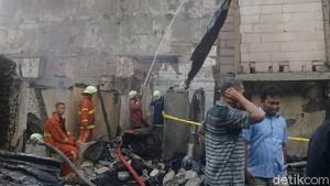 Kebakaran di Johar Baru Padam, 49 Rumah Terbakar