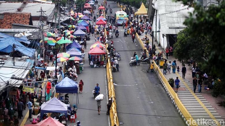 Ombudsman: Pemprov Buka Jalan Jatibaru Setelah Skybridge Rampung