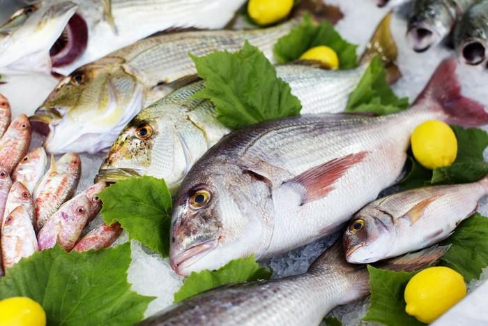 Viral! Penjual Ikan Ini Tempelkan Mata Mainan pada Ikan Agar Terlihat Segar