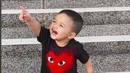 Potret Tertawanya Anak Bungsu Ashanty Ini Bikin Meleleh Deh