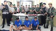 Penyelundup Narkoba yang Kabur ke Perbatasan RI-Malaysia Ditangkap