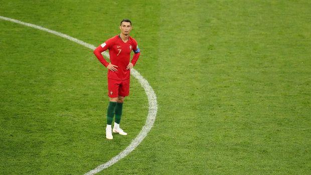 Cristiano Ronaldo tidak akan memperkuat Portugal melawan Polandia dan Skotlandia.