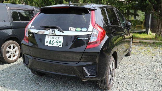 Honda Fit atau Jazz Hybrid