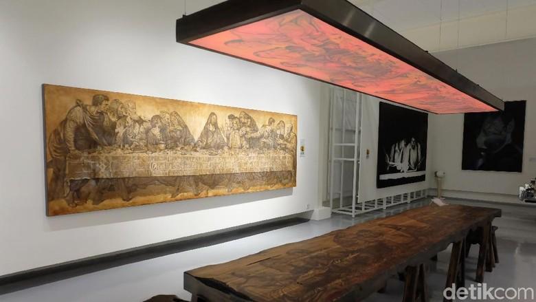 Lukisan Affandi Dicari ke AS dan Kini Ada di Tumurun Private Museum